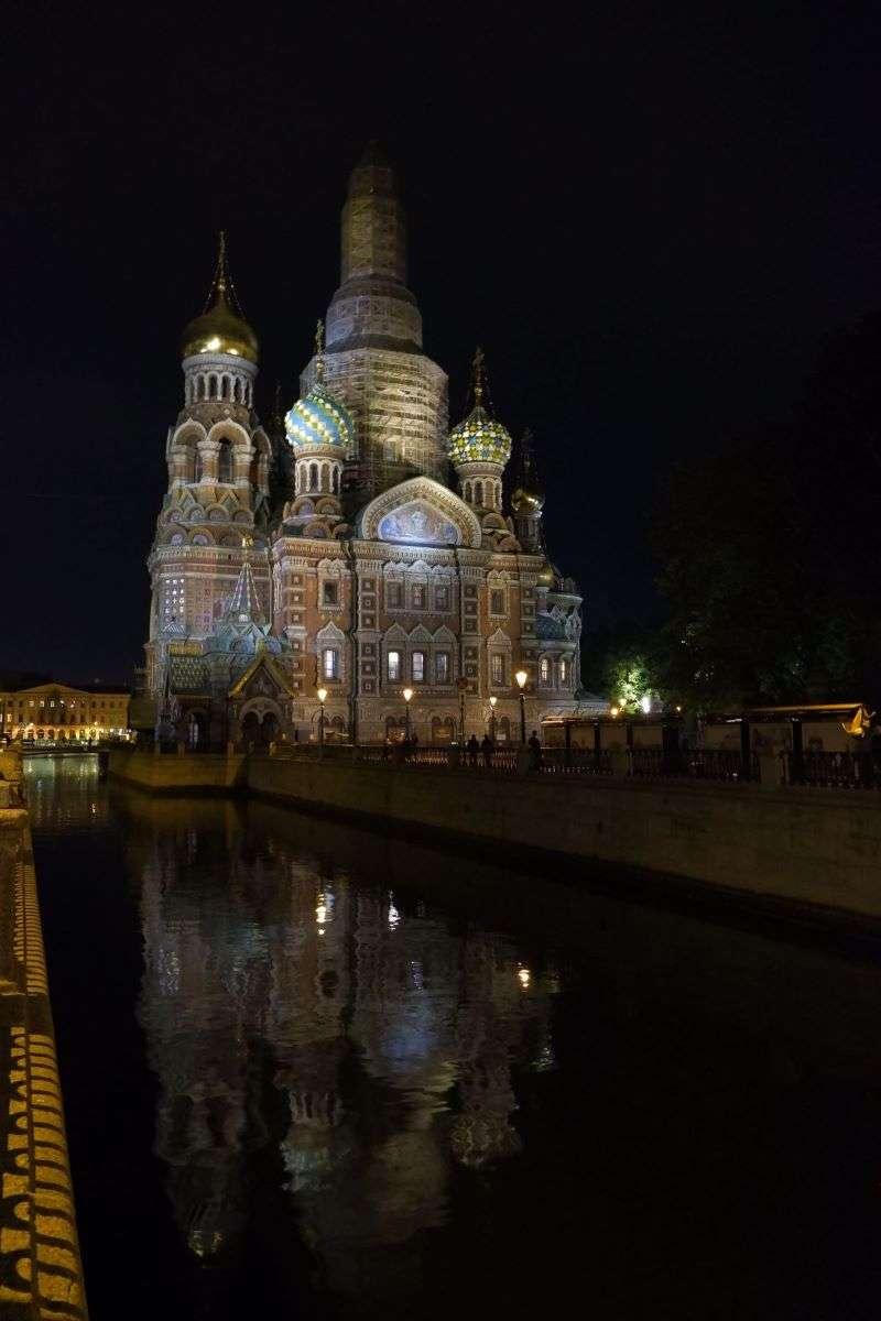 San Pietroburgo Chiesa del Sangue Versato