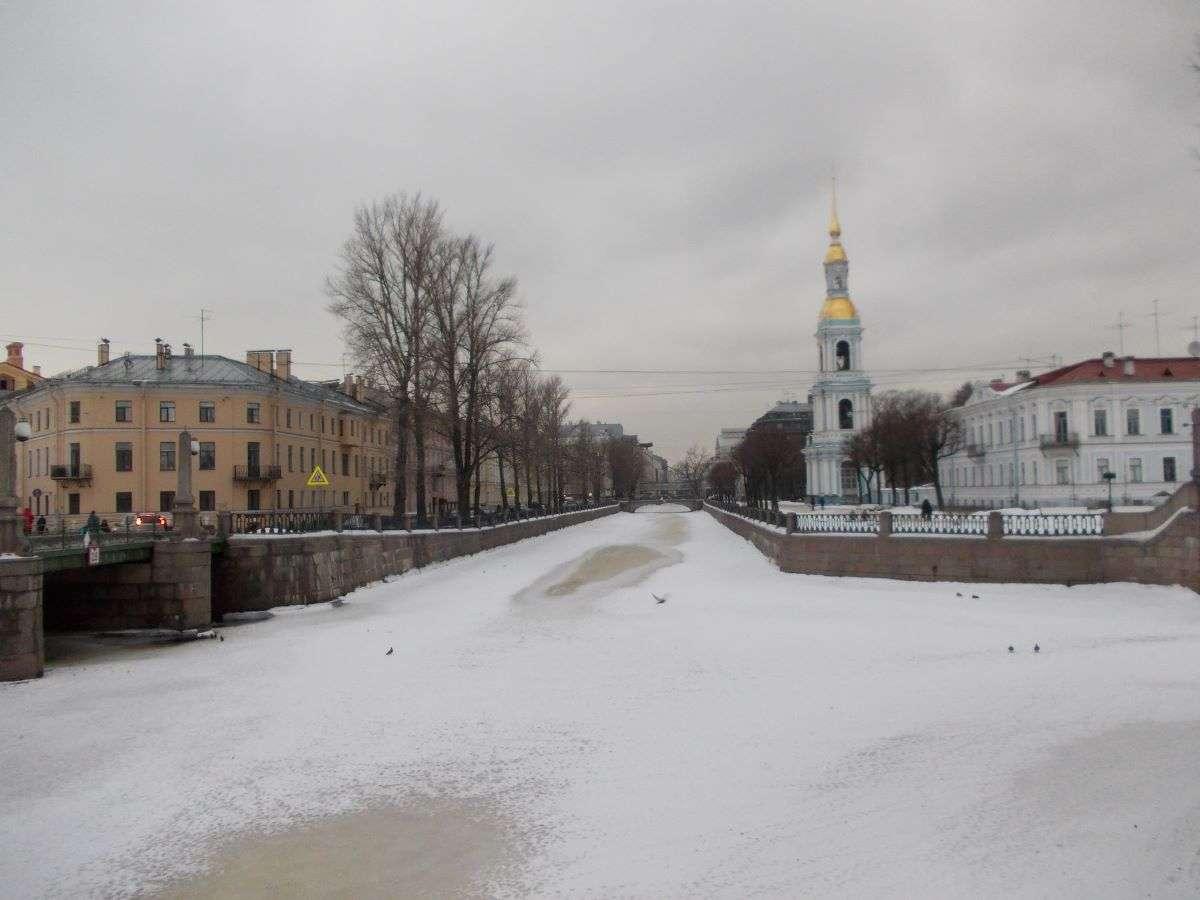 San Pietroburgo Chiesa di San Nicola dei Marinai