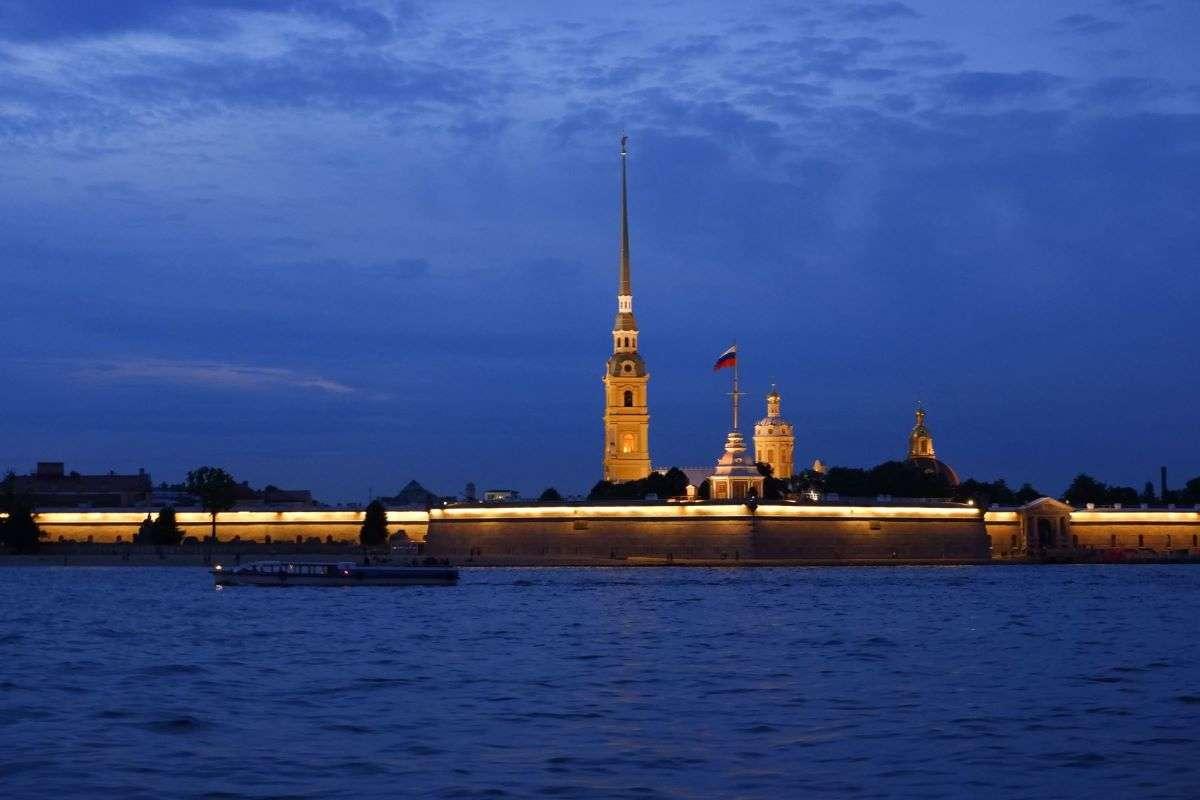 San Pietroburgo Fortezza di Pietro