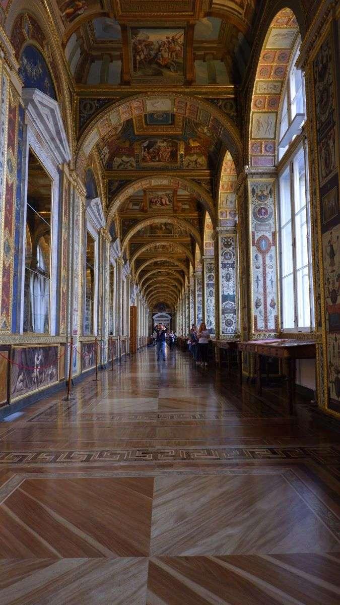 San Pietroburgo Loggia