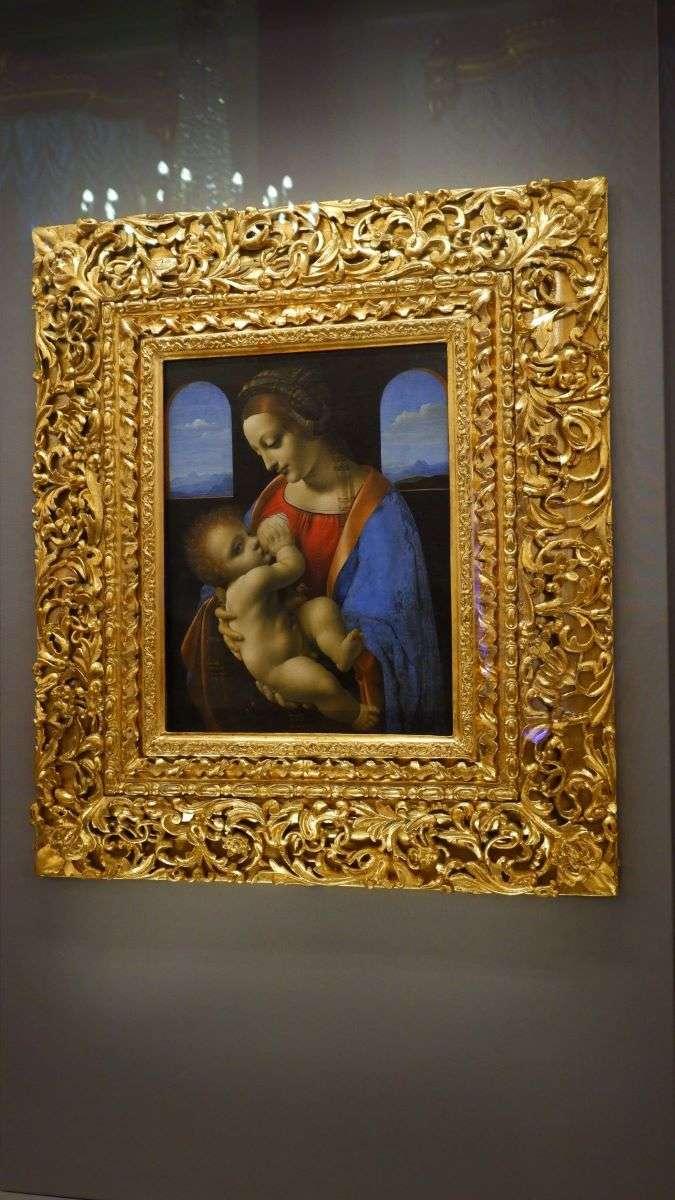 San Pietroburgo Madonna Litta