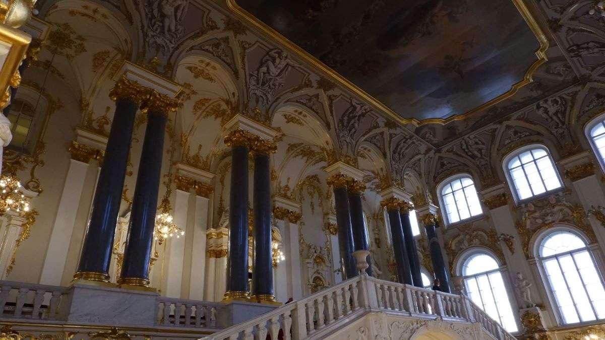 San Pietroburgo Salone Jordan