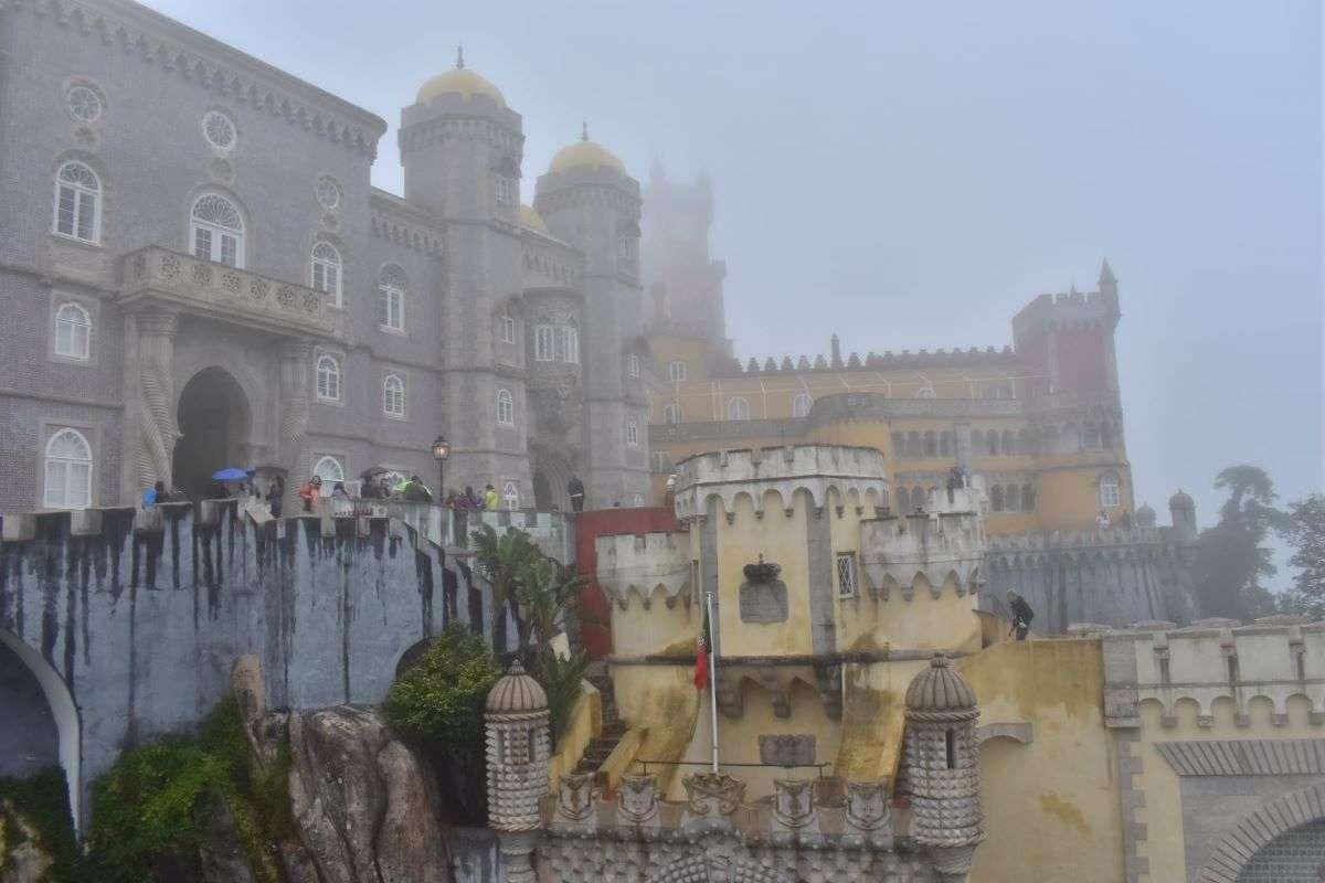 Sintra Palacio da Pena