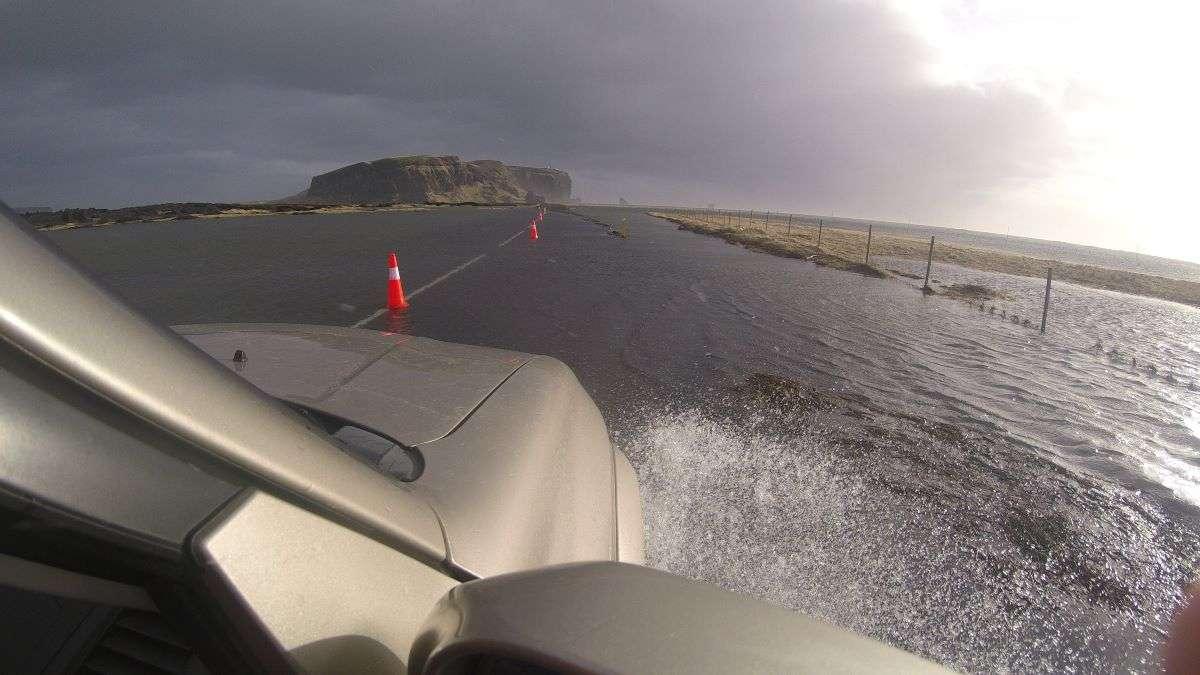 Strada islandese