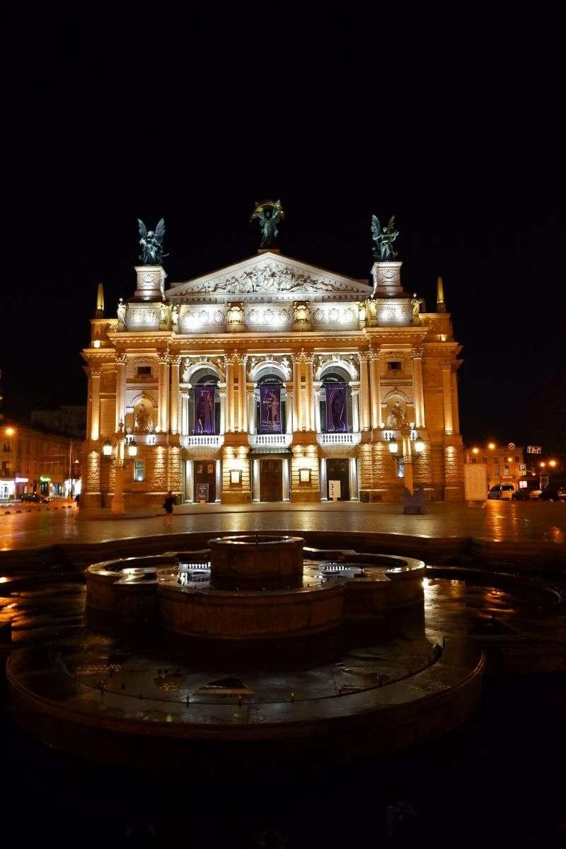 Teatro opera