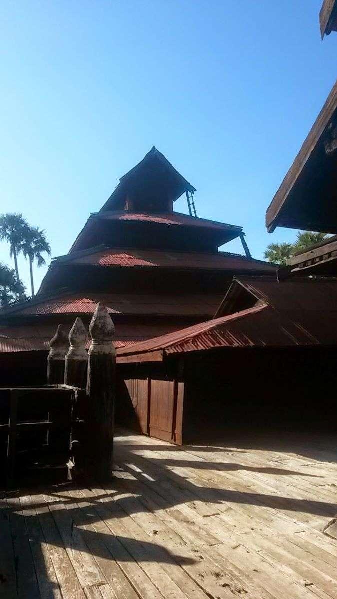 Tempio di legno