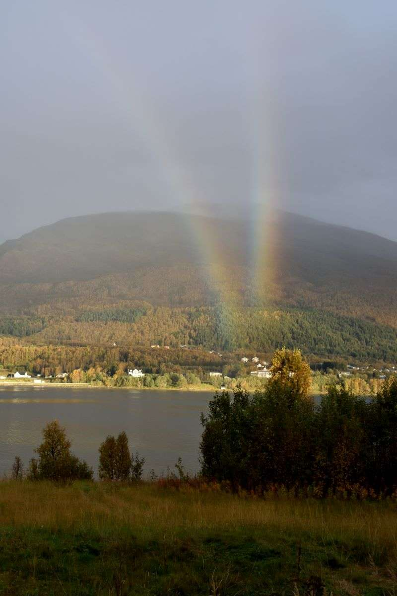 Tornando a Tromso