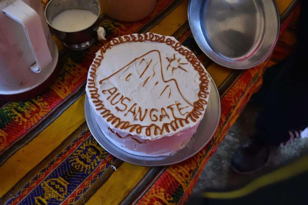 Torta Ausangate