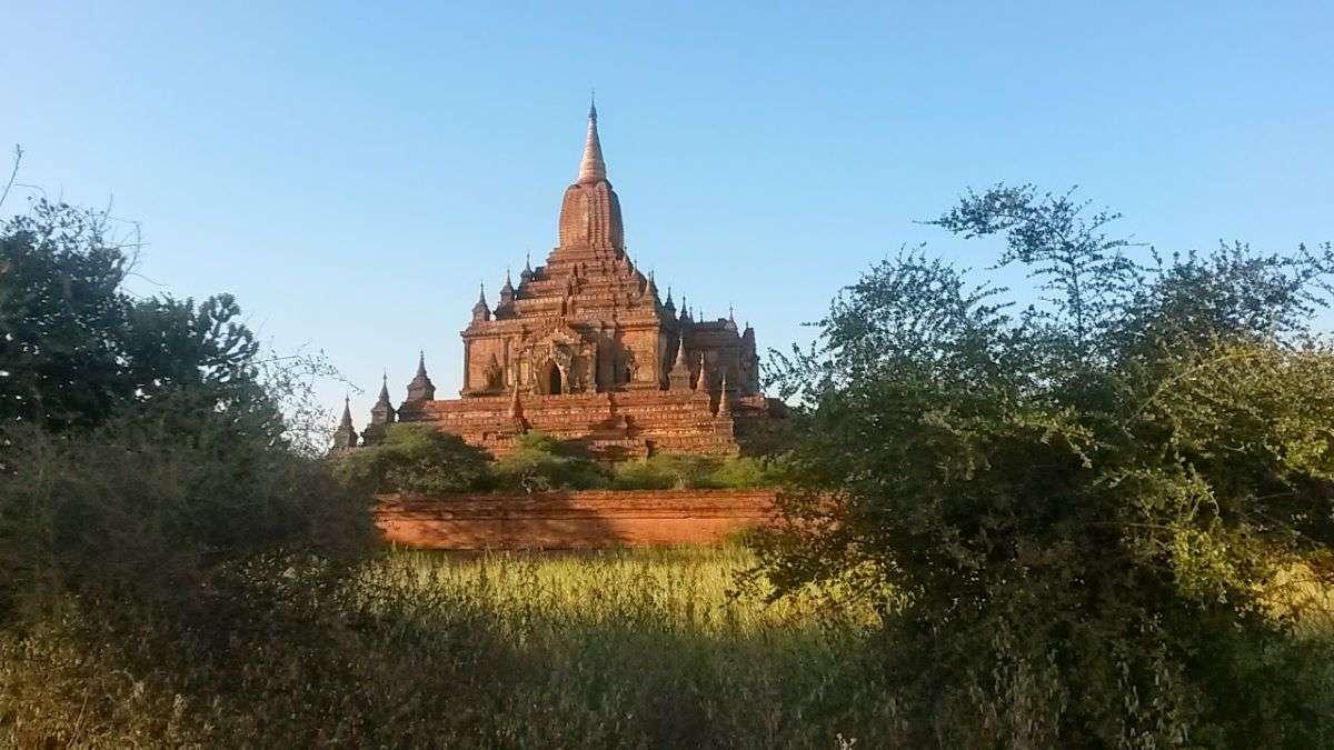 VIaggio in Myanmar Bagan