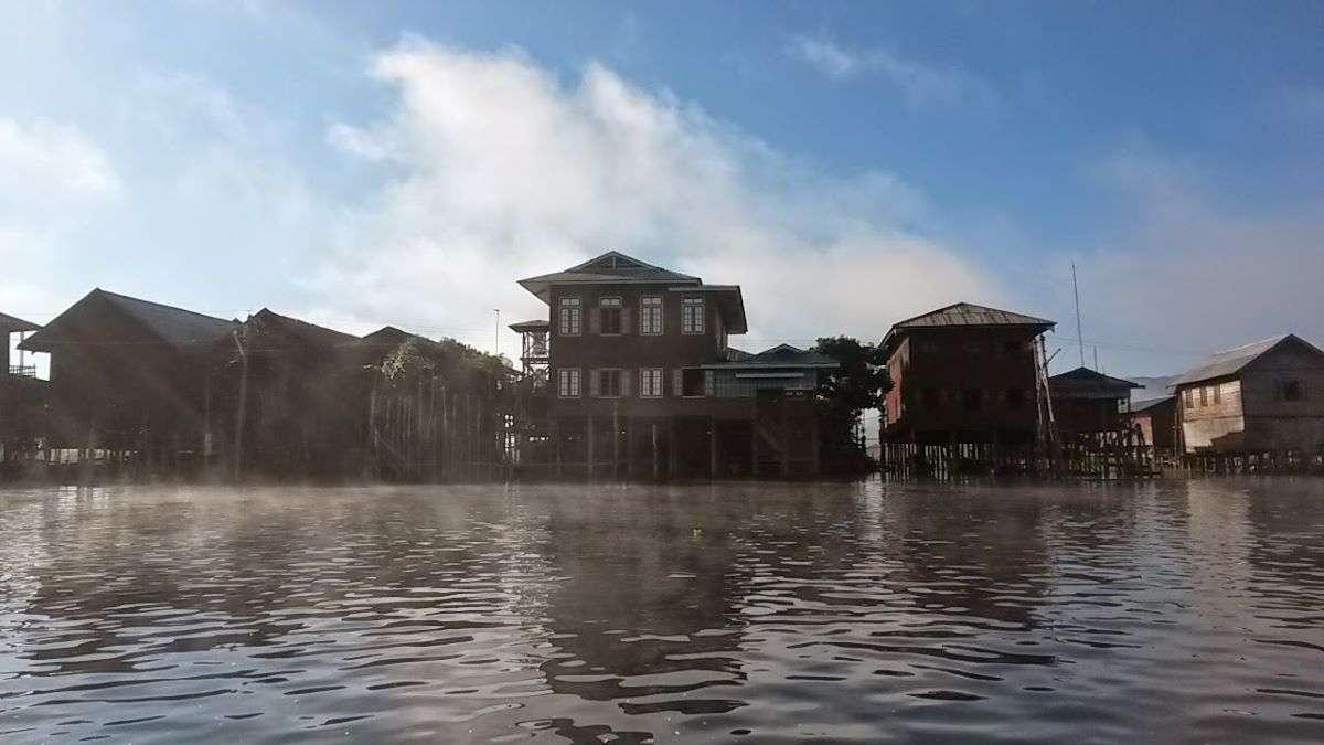 VIaggio in Myanmar Inle Lake
