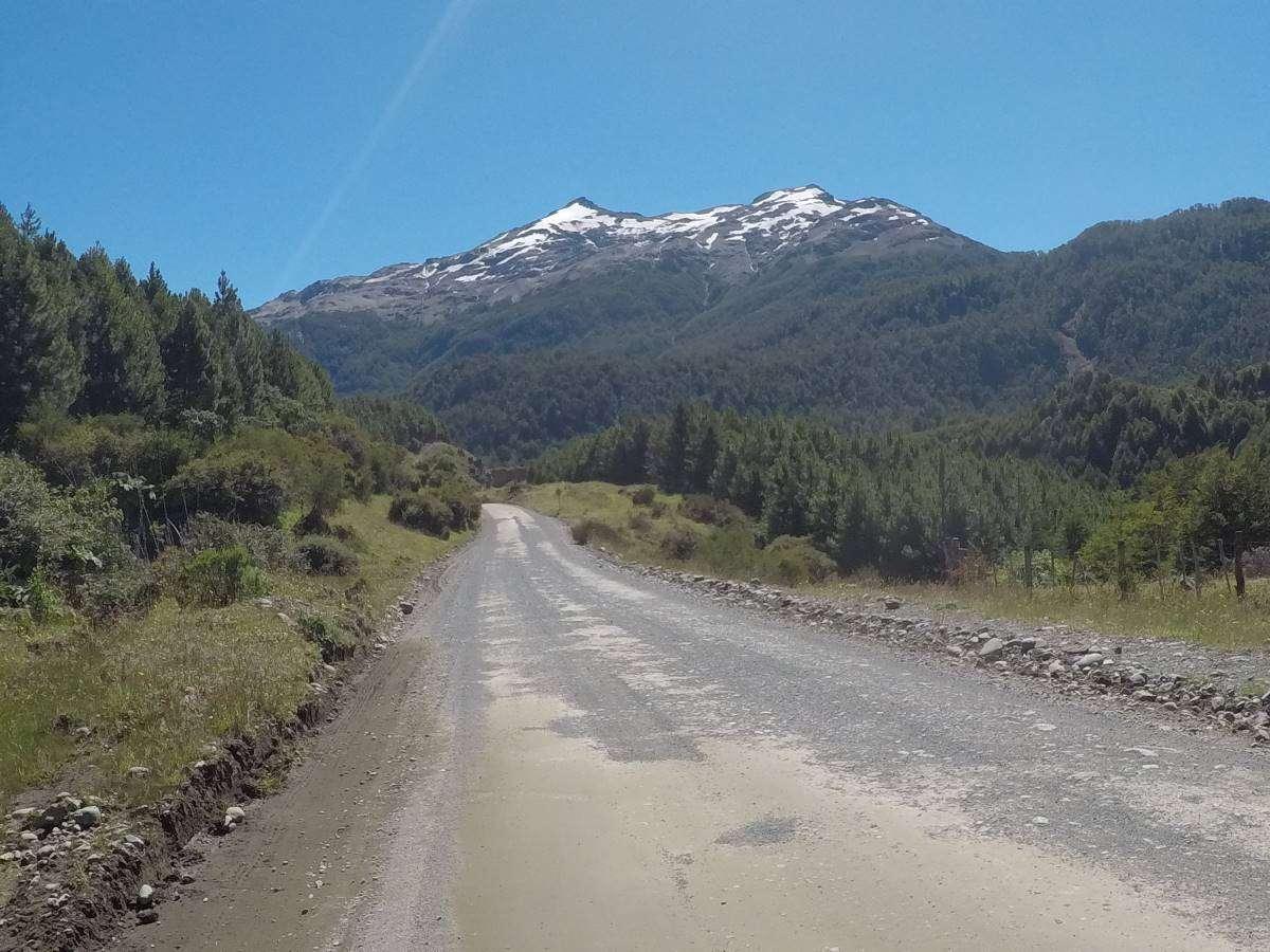 Verso Cerro Castillo