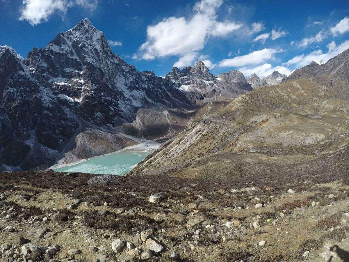 Verso Cho La Pass