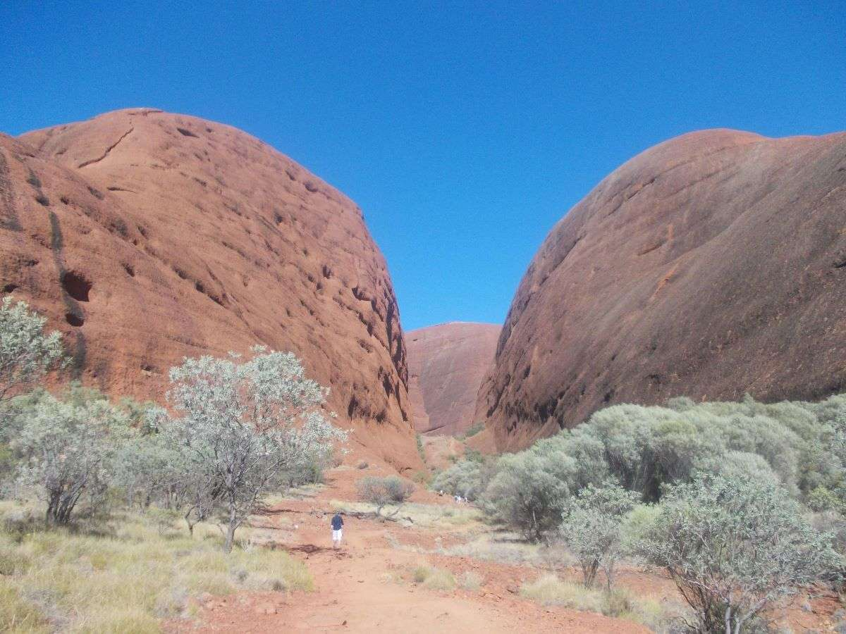 Viaggio in Australia Kings Canyon