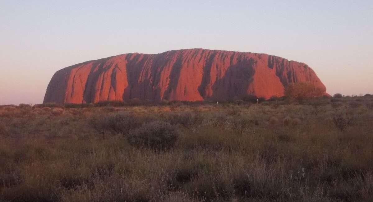 Viaggio in Australia Uluru