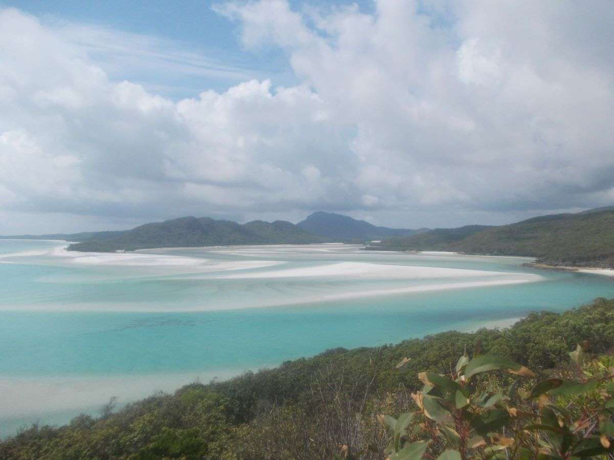 Viaggio in Australia Whitsunday