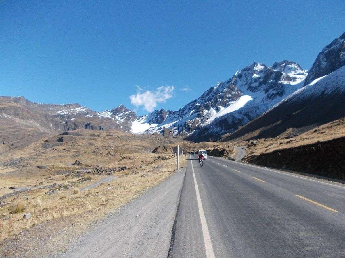 Viaggio in Bolivia Carretera de la Muerte