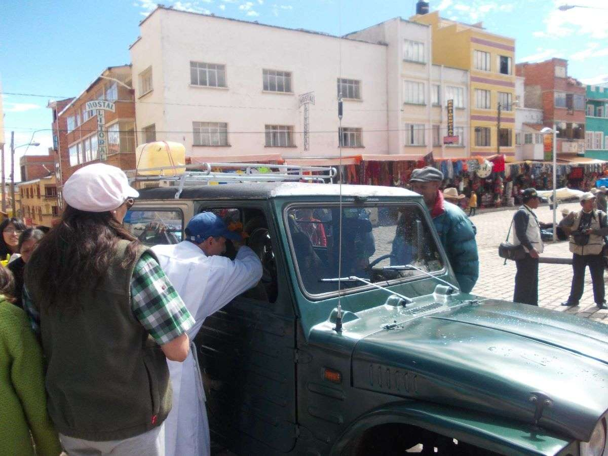 Viaggio in Bolivia Copacabana