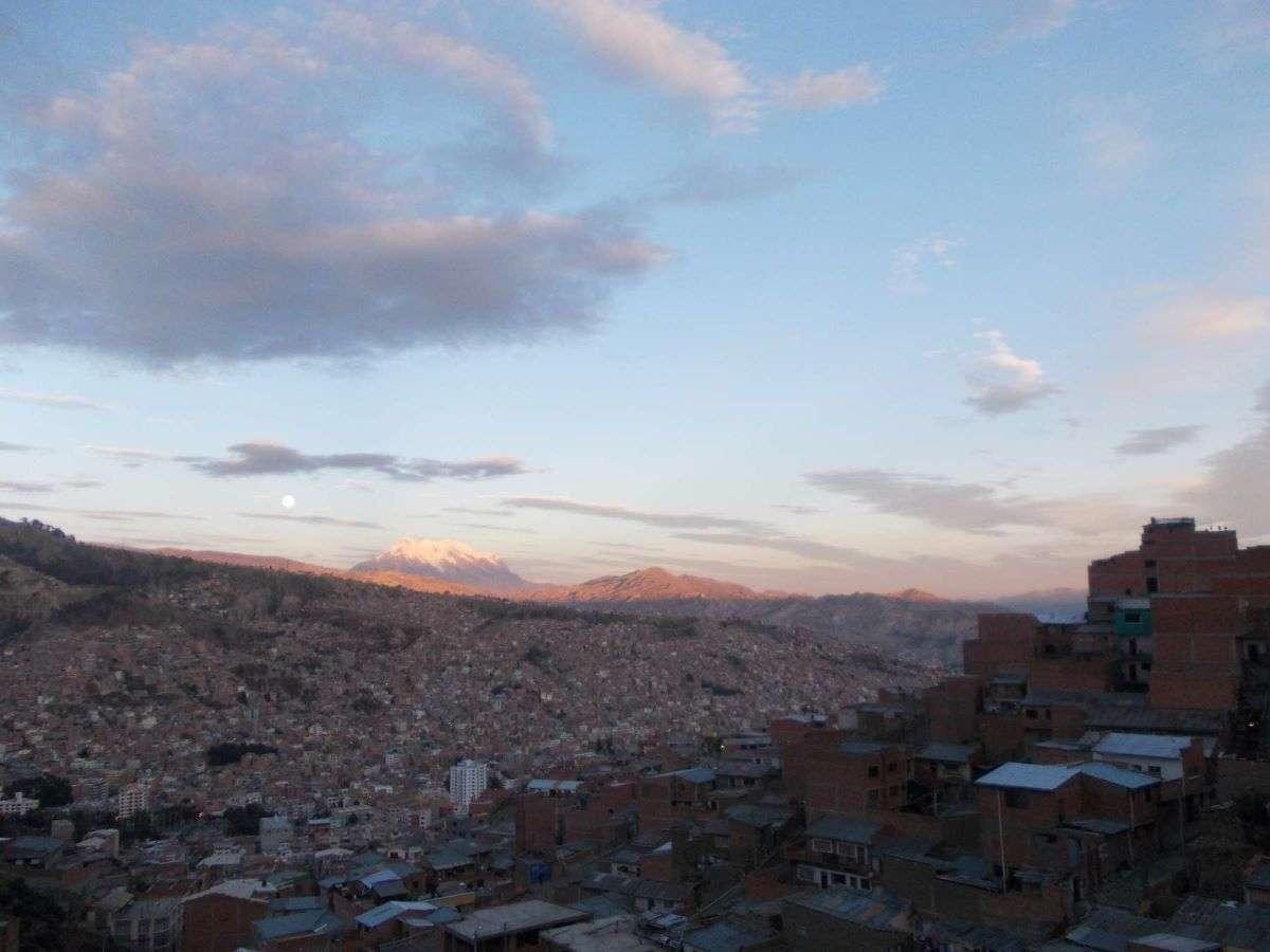 Viaggio in Bolivia La Paz