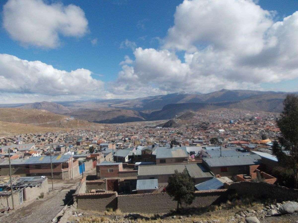 Viaggio in Bolivia Potosi