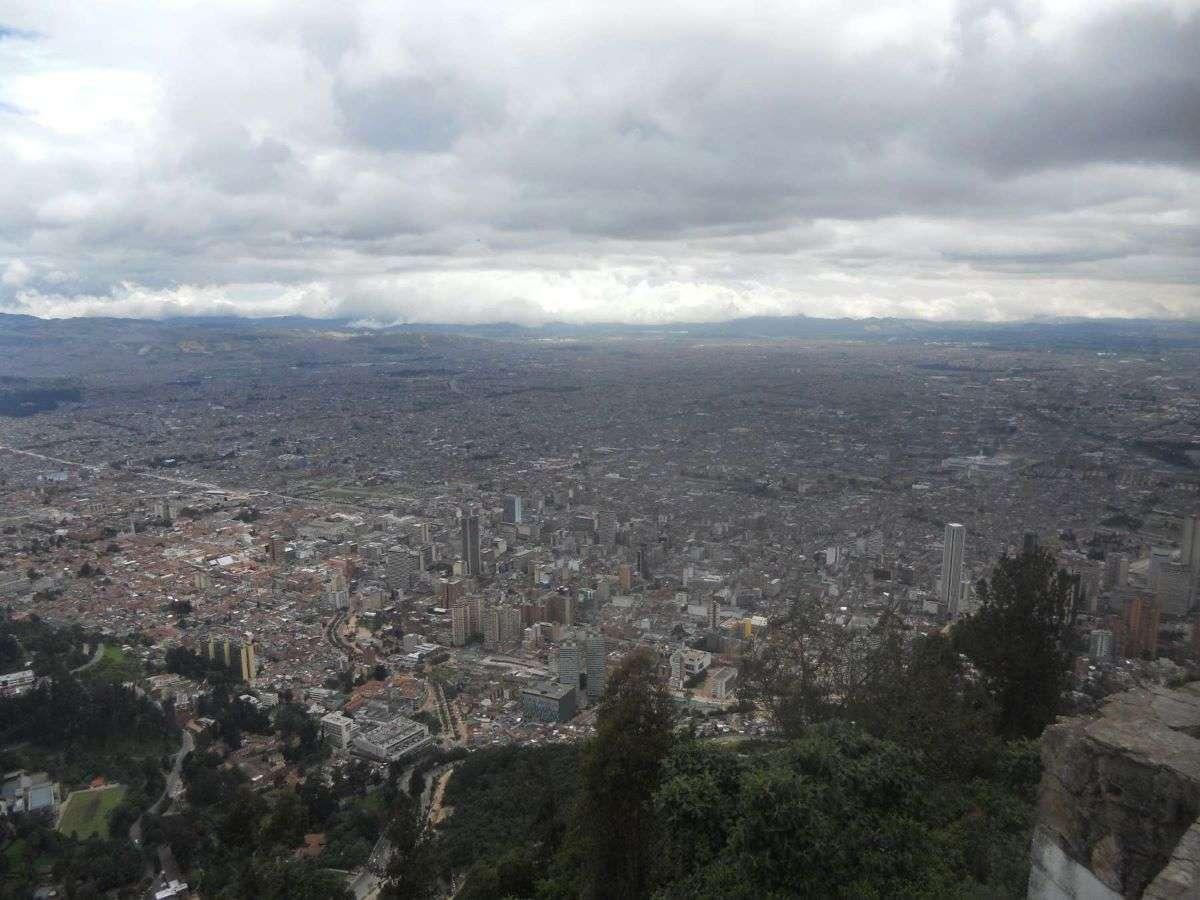 Viaggio in Colombia Bogota