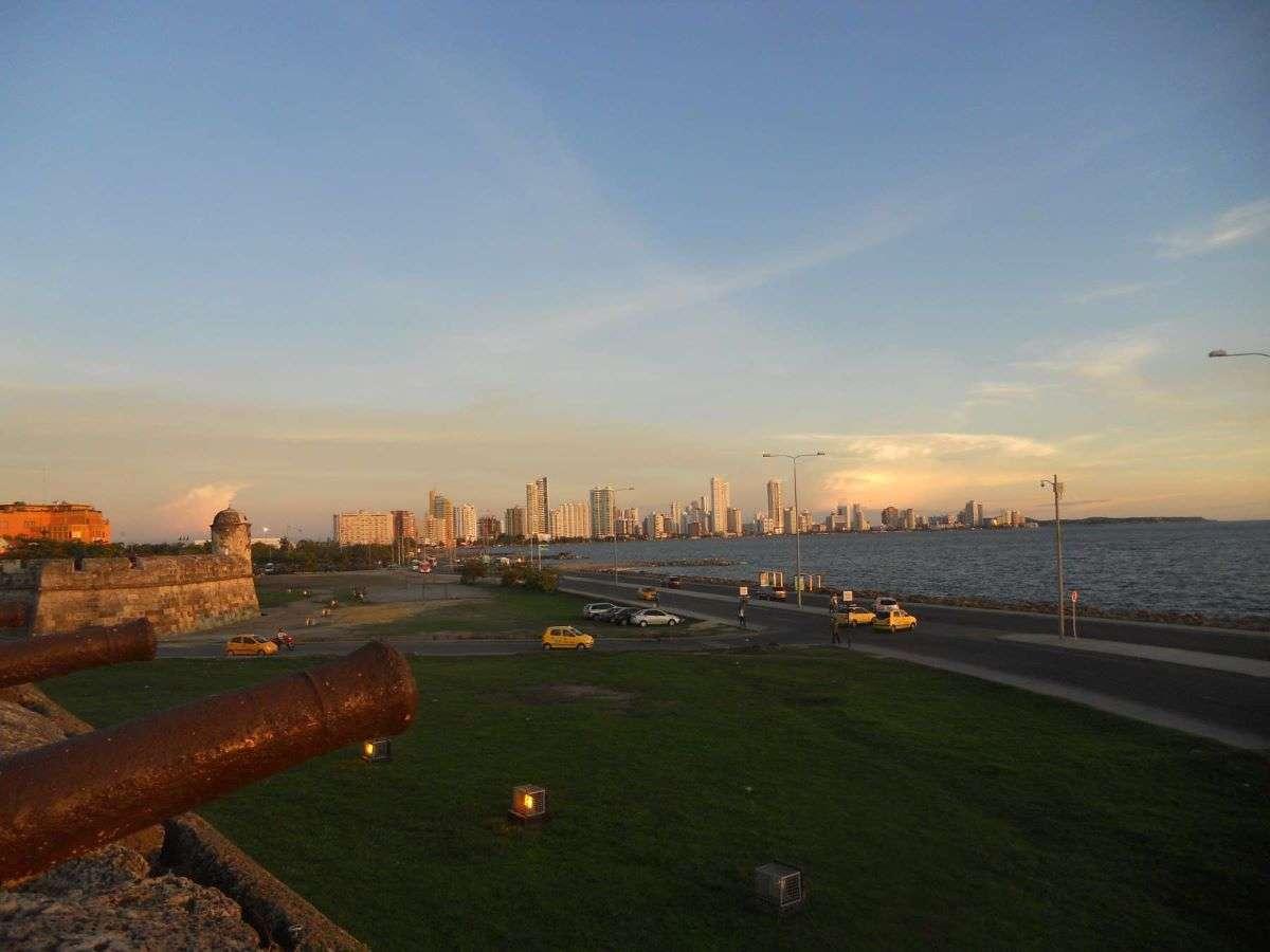 Viaggio in Colombia Cartagena
