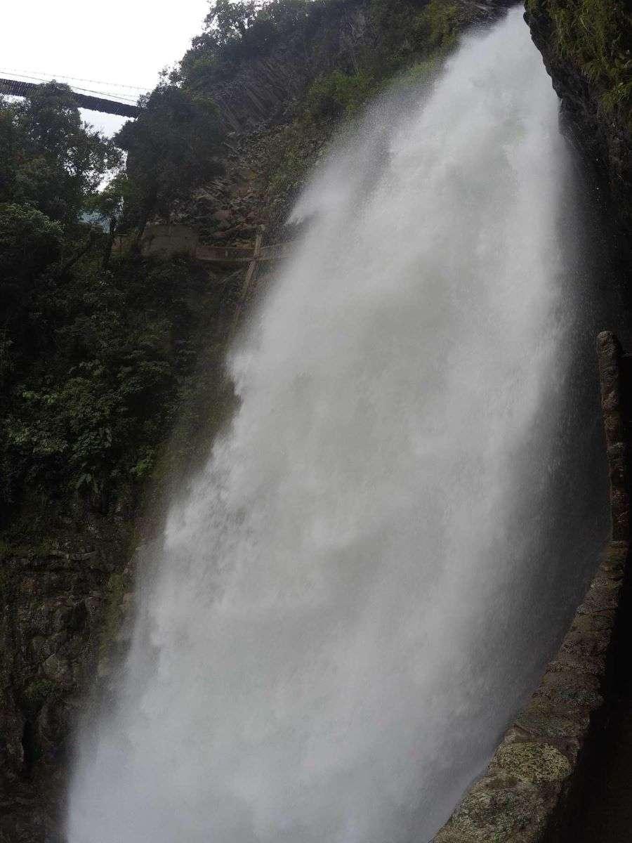 Viaggio in Ecuador Banos