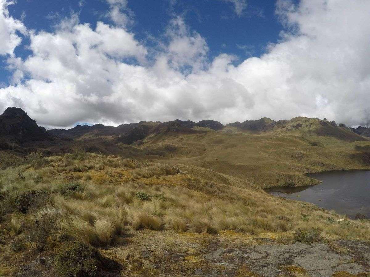Viaggio in Ecuador Cajas