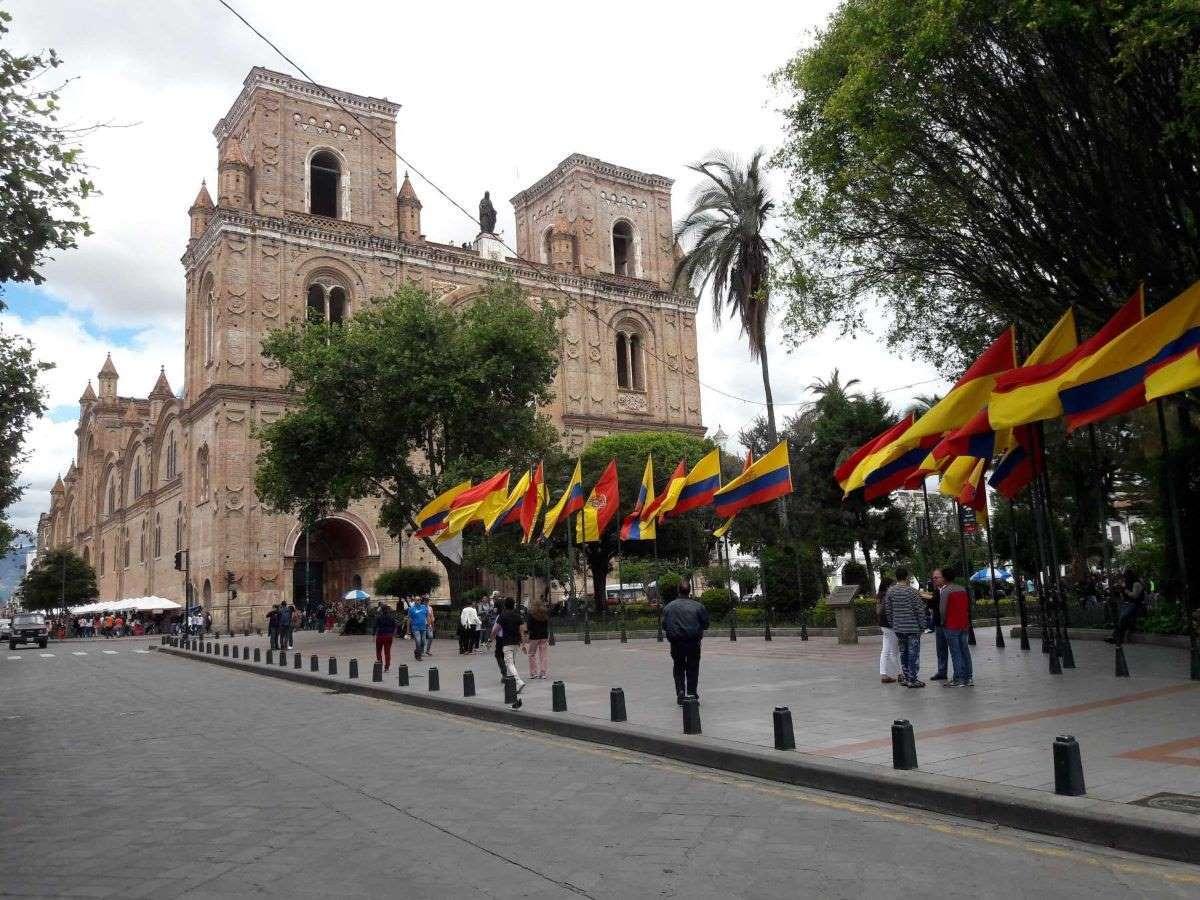 Viaggio in Ecuador Cuenca