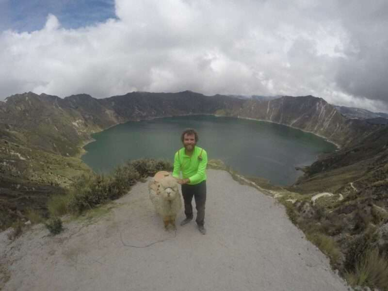 Viaggio in Ecuador Quilotoa