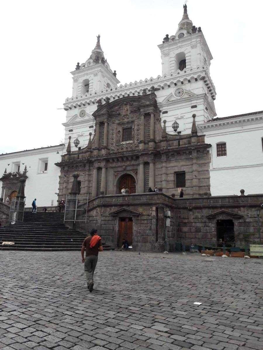 Viaggio in Ecuador Quito