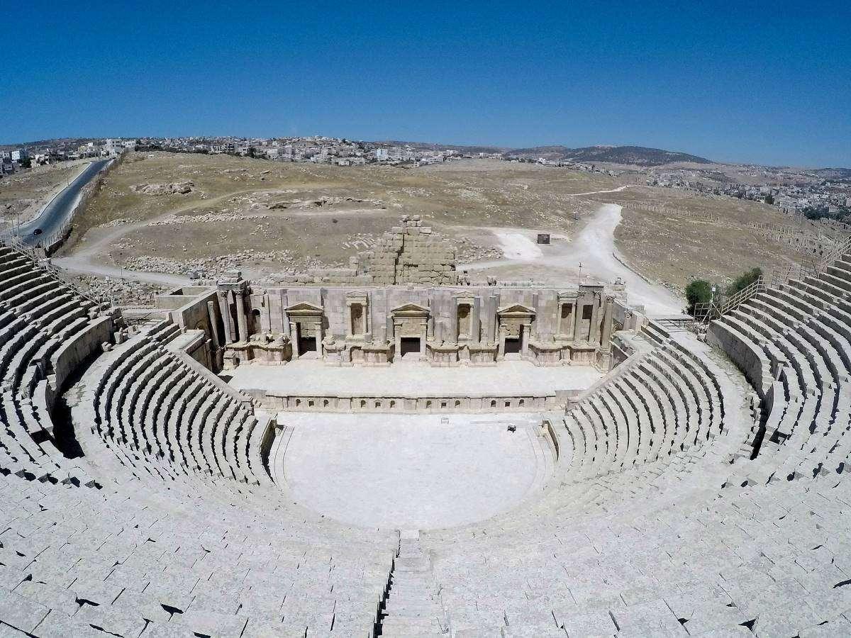 Viaggio in Giordania Jerash