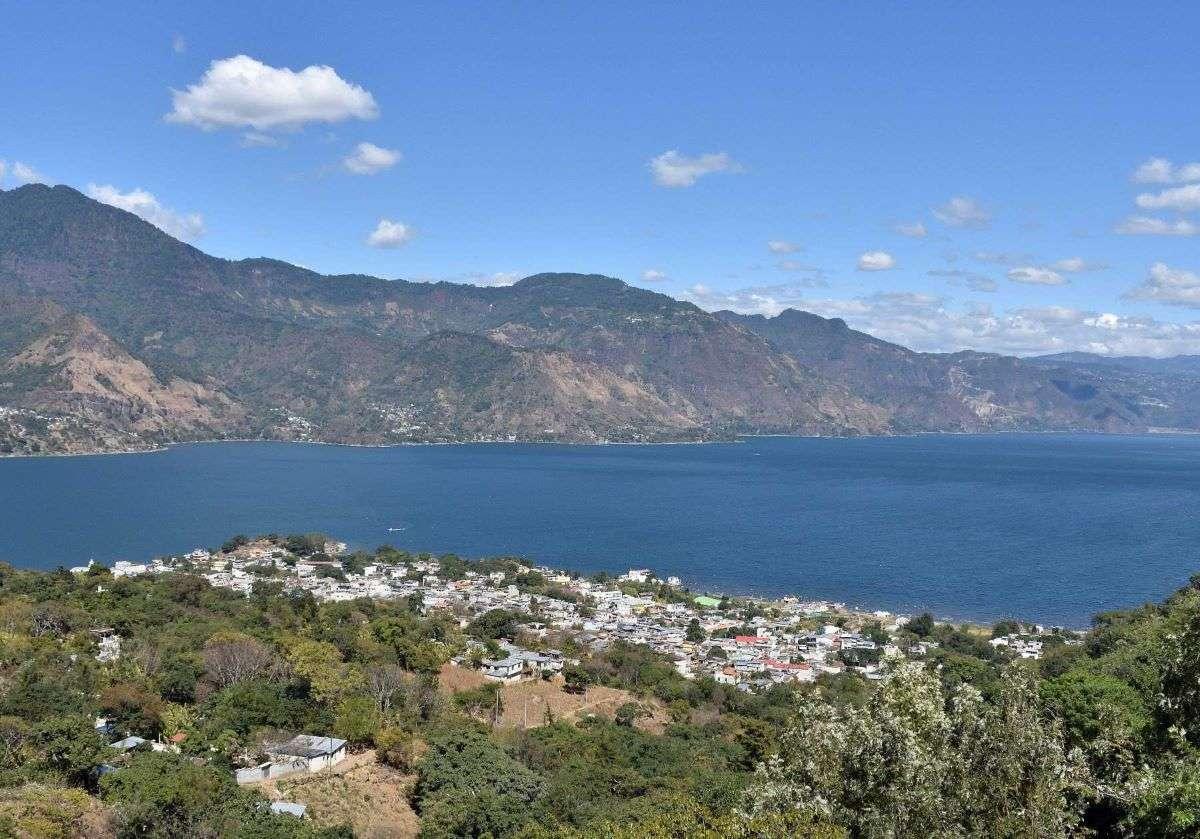 Viaggio in Guatemala Lago Atitlan