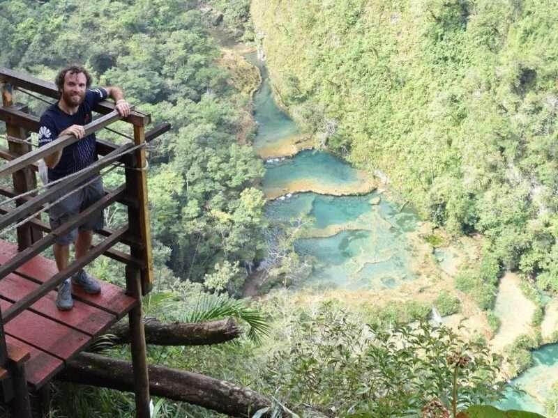 Viaggio in Guatemala Semuc Champey
