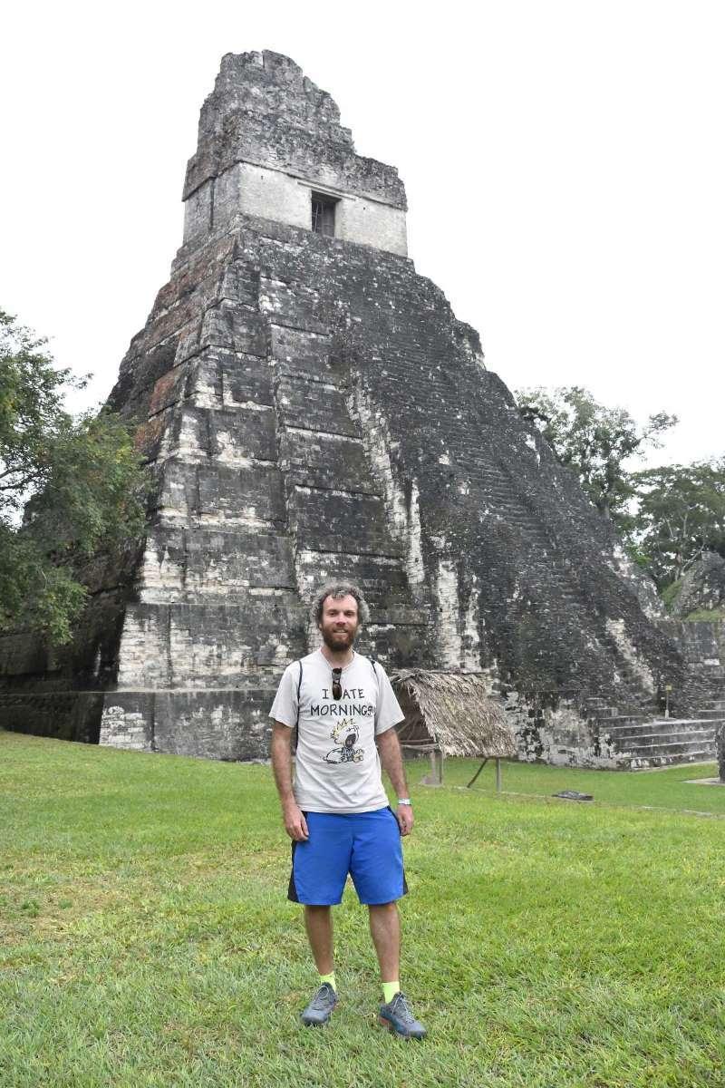 Viaggio in Guatemala Tikal
