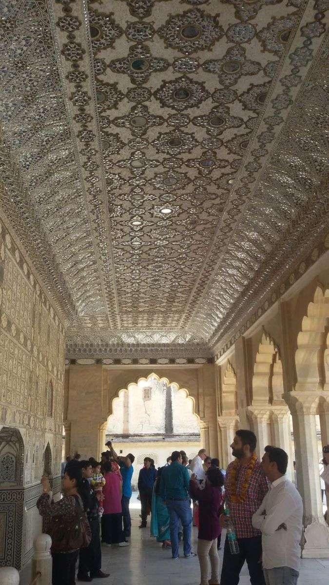 Viaggio in India Amber Fort
