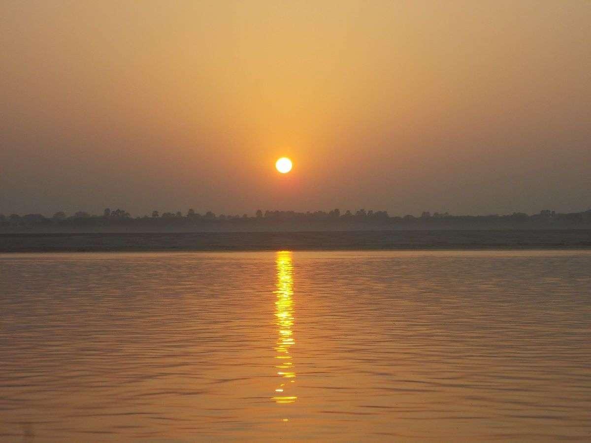 Viaggio in India Gange