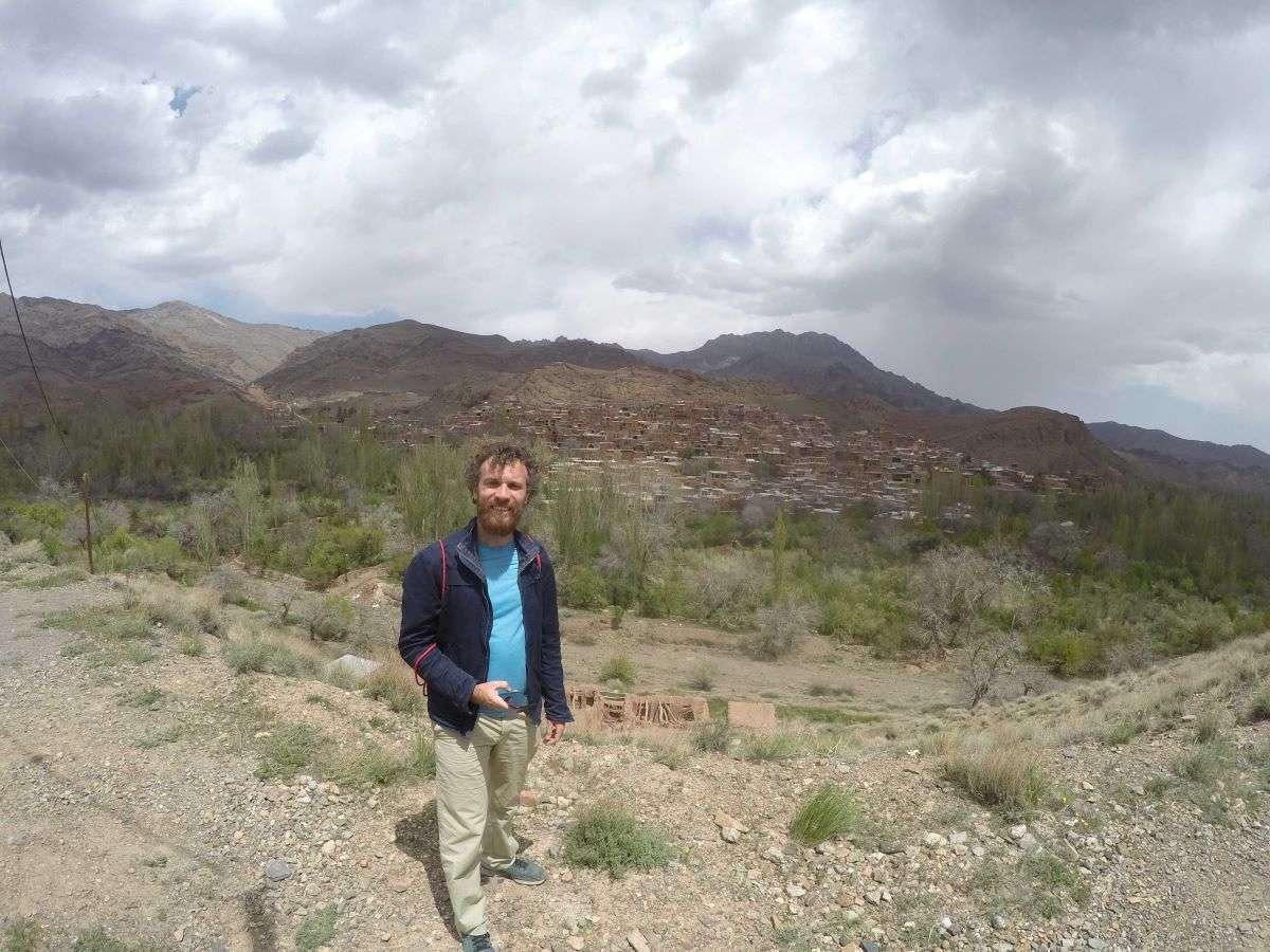 Viaggio in Iran Abianeh