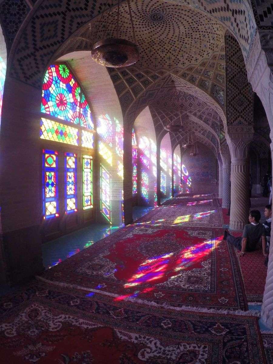 Viaggio in Iran Shiraz