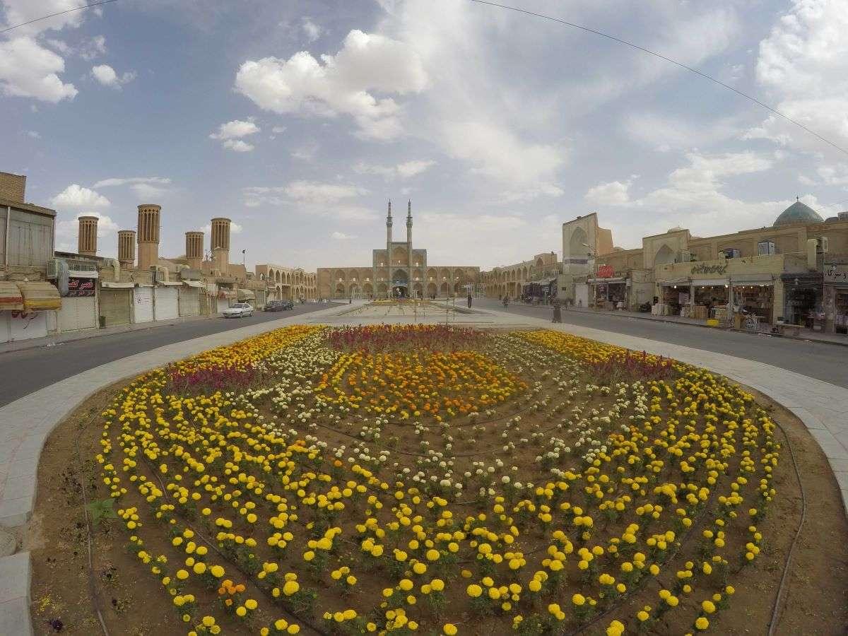 Viaggio in Iran Yazd