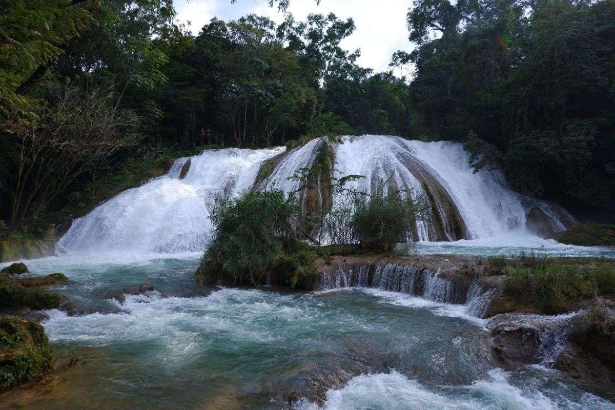 Viaggio in Messico Agua Azul
