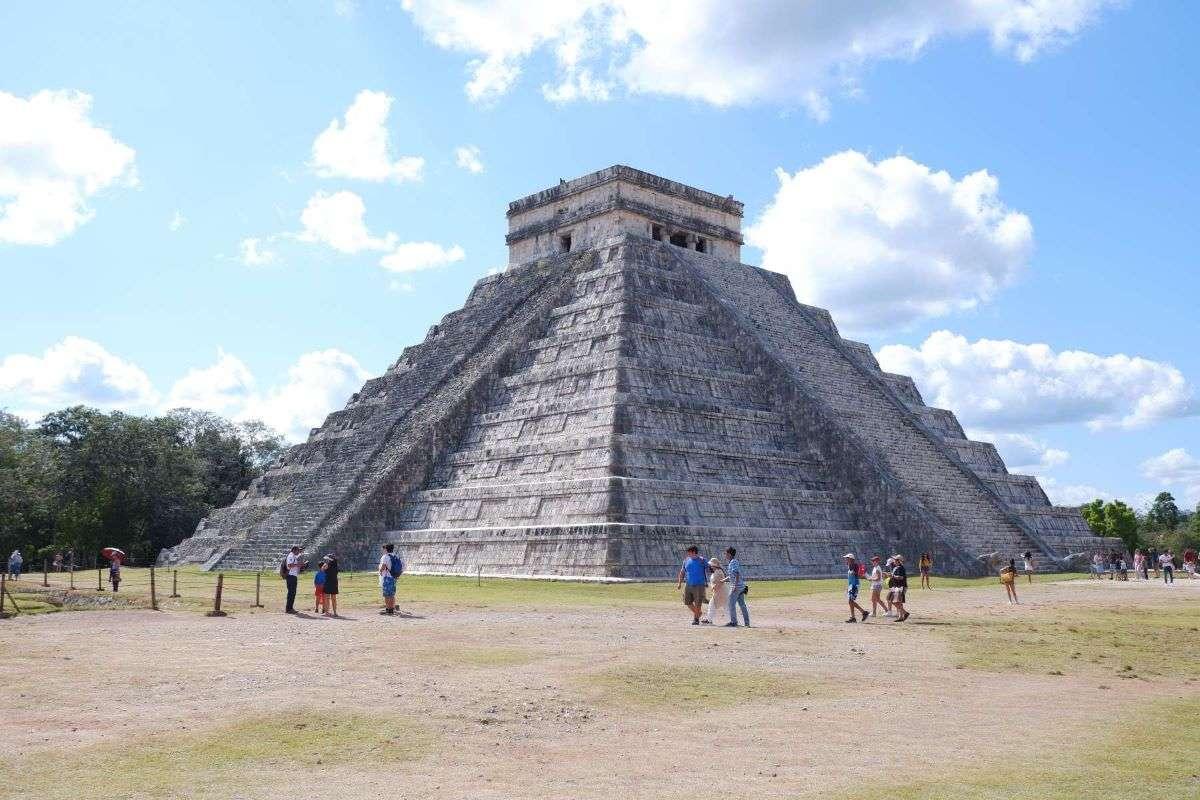 Viaggio in Messico Chichen Itza