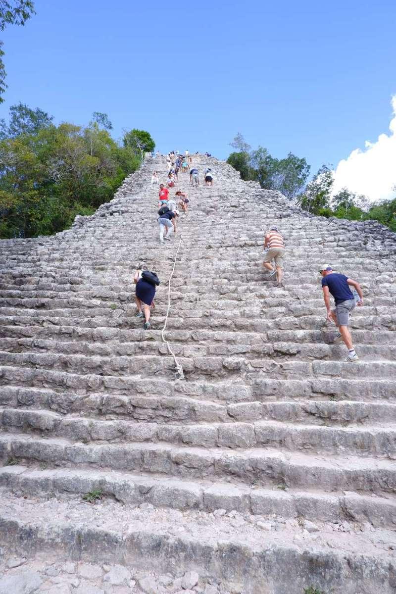 Viaggio in Messico Coba