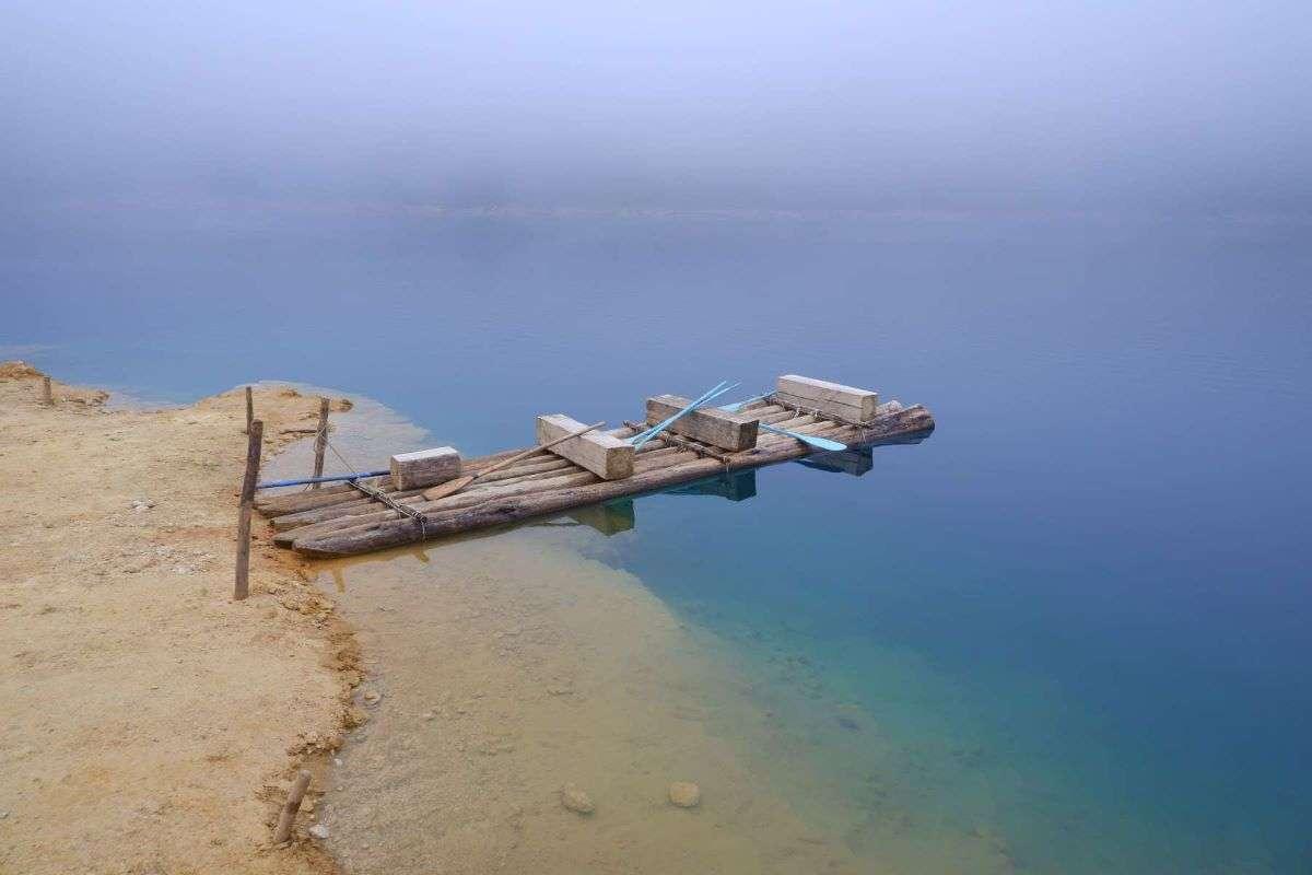 Viaggio in Messico Laguna Montebello