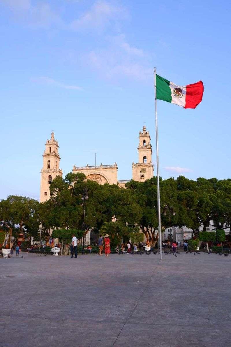 Viaggio in Messico Merida