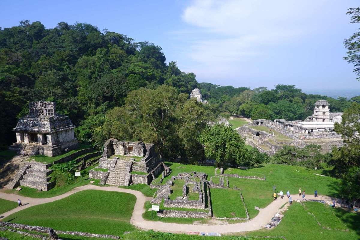 Viaggio in Messico Palenque
