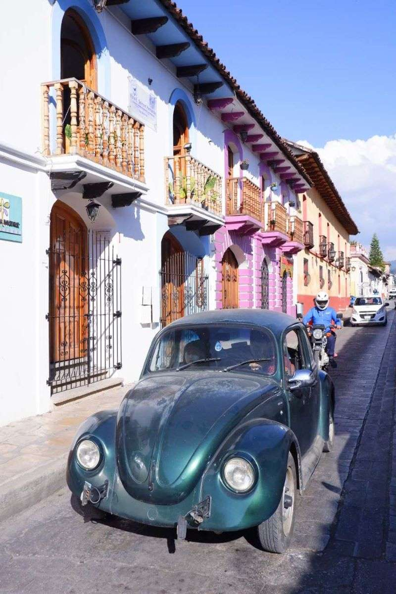 Viaggio in Messico San Cristobal