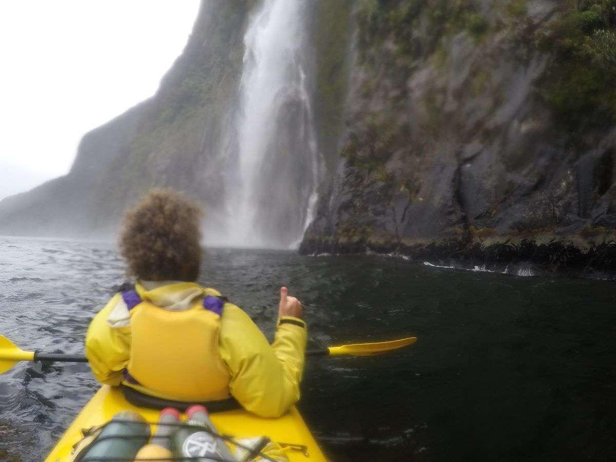 Viaggio in Nuova Zelanda Milford Sound