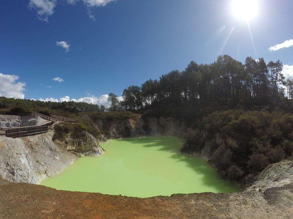 Viaggio in Nuova Zelanda Waiotapu