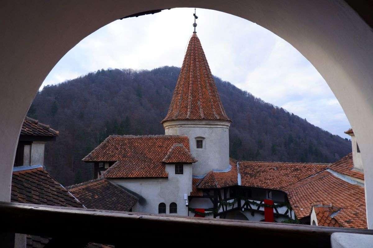 Viaggio in Romania Bran