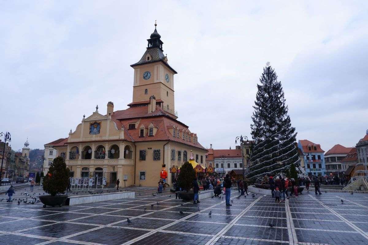 Viaggio in Romania Brasov